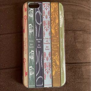 IPhone 6s Phone Case - Jane Austen